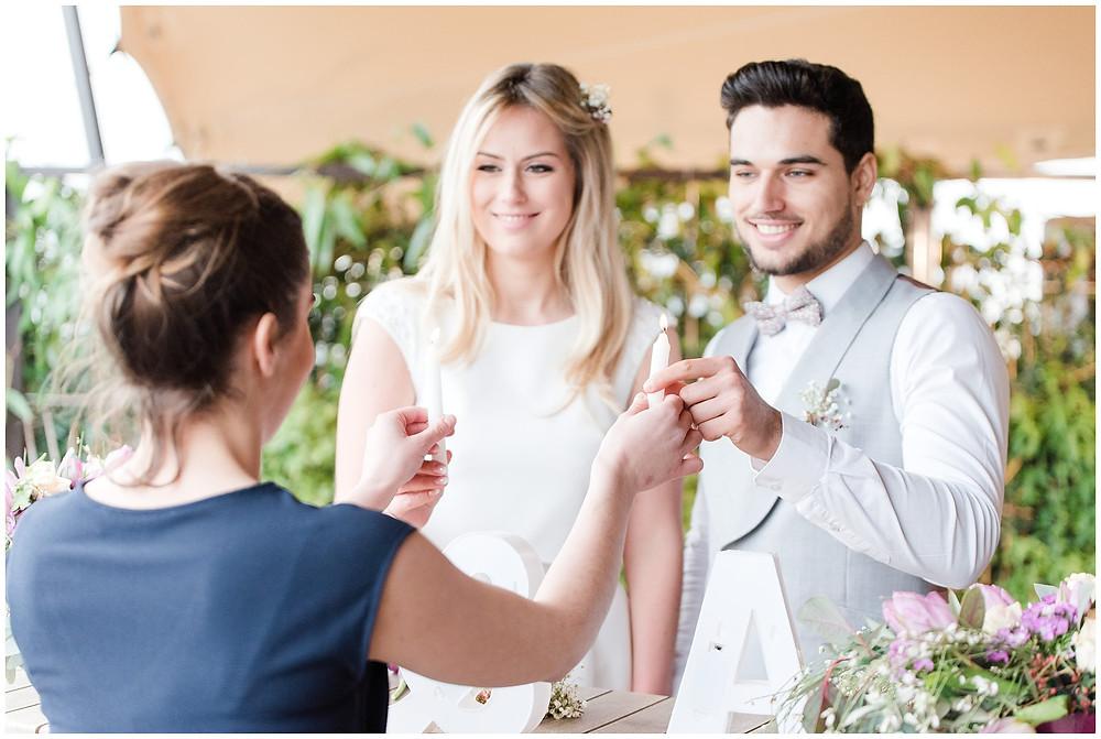 Photographe mariage rooftop paris