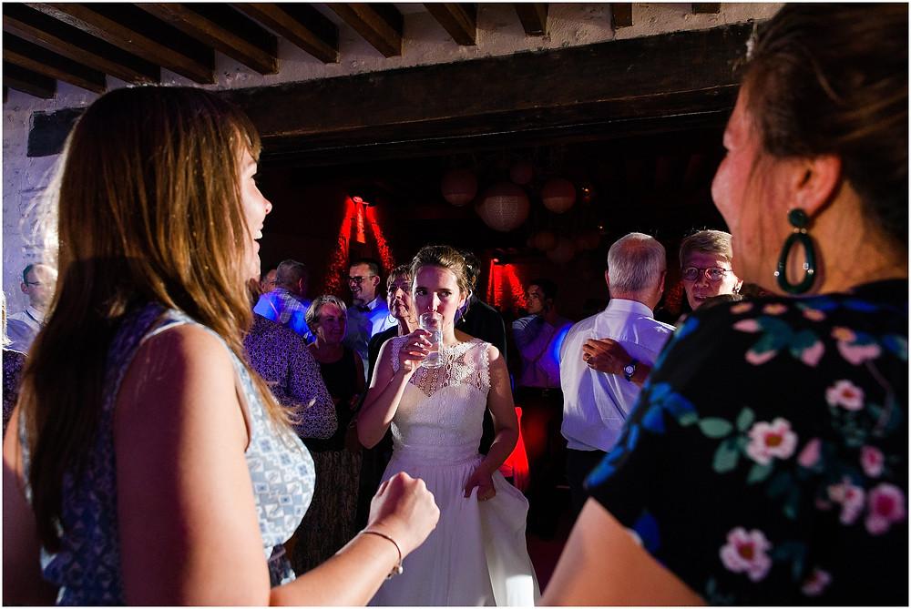 soirée dansante mariage la vallée aux pages