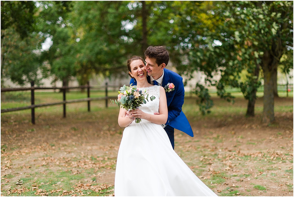 photographe mariage domaine de la vallée aux pages