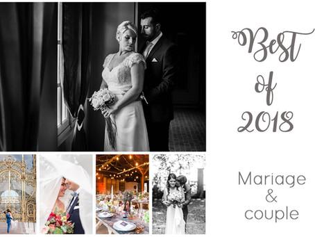 Best Of 2018 : Les meilleures photographies de mariage