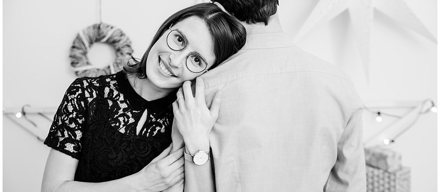 Séance Photo Couple en Studio | Louviers