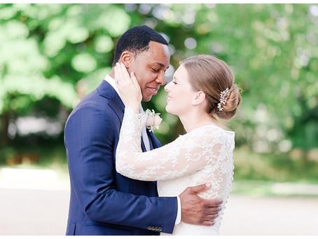 Mariage franco-américain au Château de Santeny - Franco-american wedding | Val de Marne | A&D