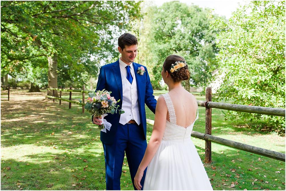 mariage la vallée aux pages