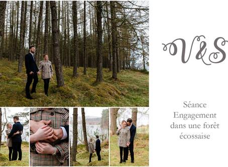 Séance Engagement | Forêt écossaise | V. & S.