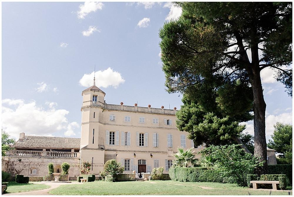 Mariage au Château de Sénéguier en Provence