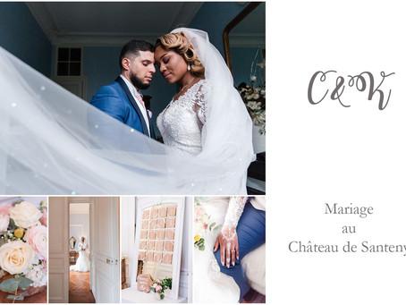 Mariage au château de Santeny | C. & K.