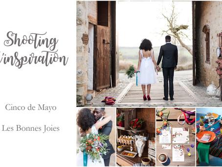 Shooting d'Inspiration Mariage   Cinco de Mayo