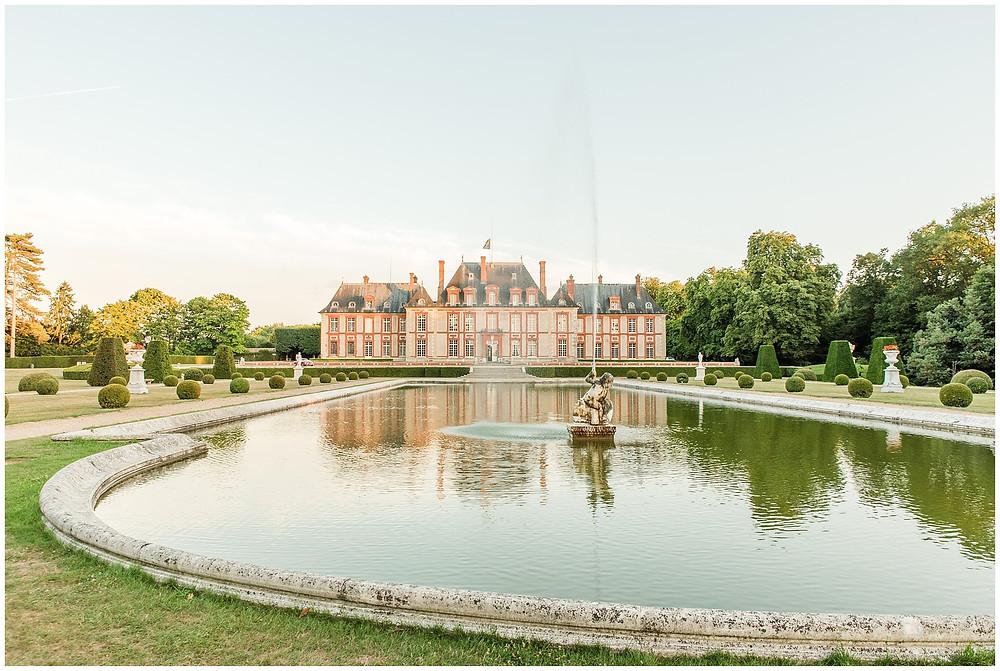 Mariage Château de Breteuil | Décoration