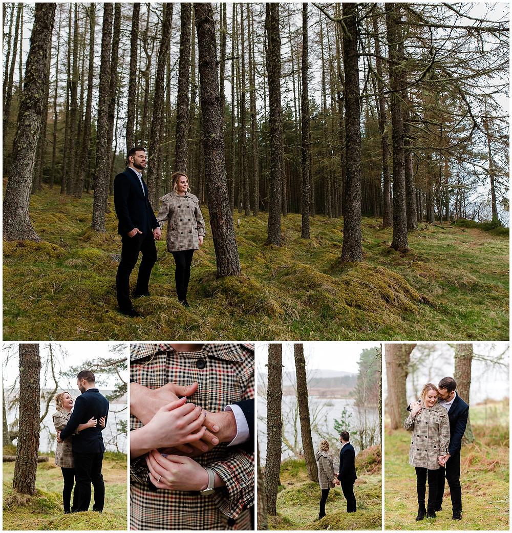 Séance Engagement forêt écossaise