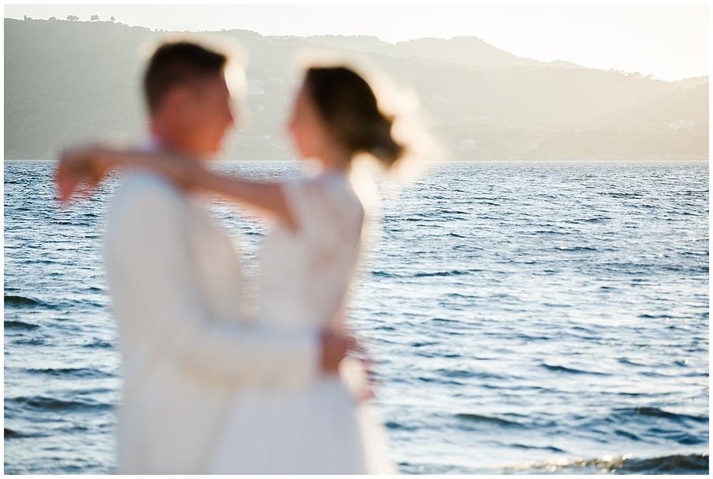 séance photo couple mariage plage saint-mandrier-sur-mer