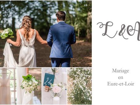 Mariage en Eure-et-Loir | L. & A.