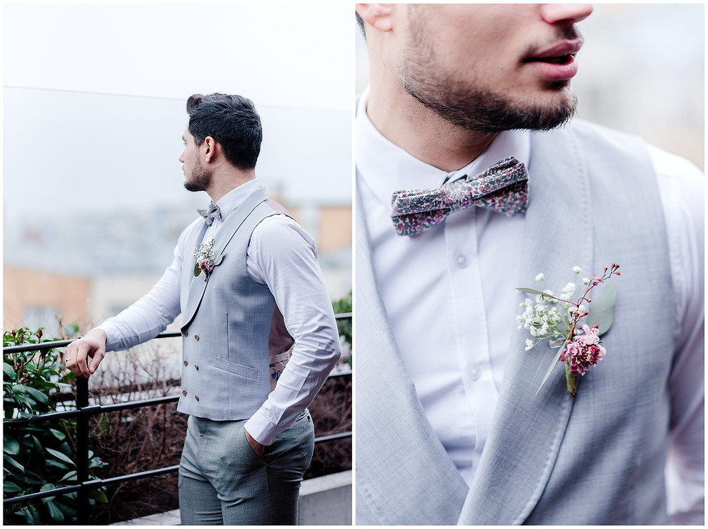 Shooting Inspiration Mariage Paris