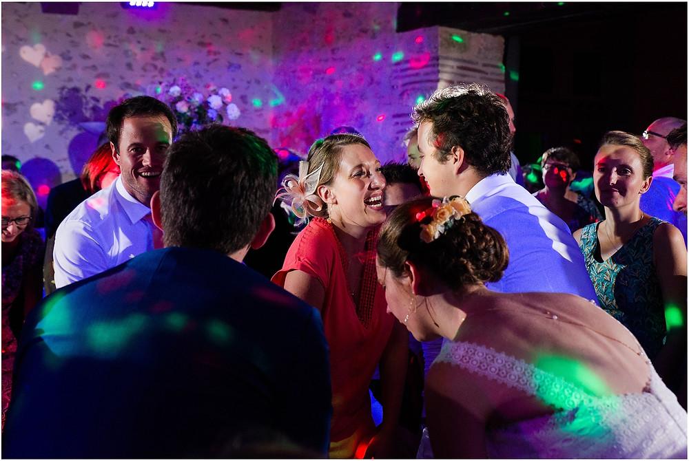 reportage soirée dansante mariage yvelines