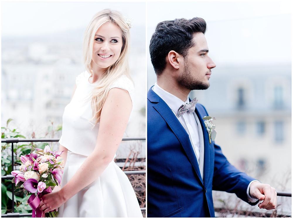 Mariage Rooftop Paris