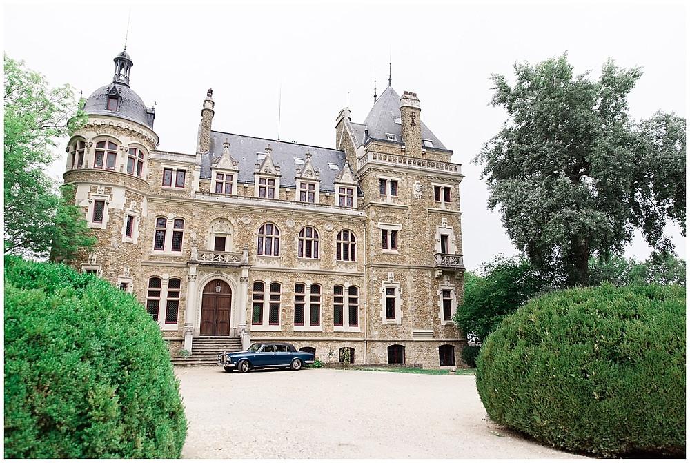 Mariage Château de Méridon