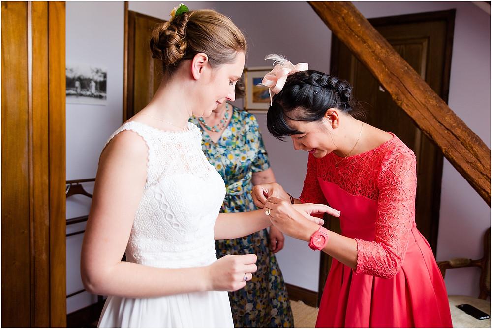 mariage vallée aux pages photographe