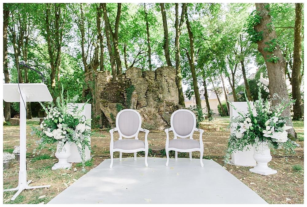 photographe mariage château de Santeny