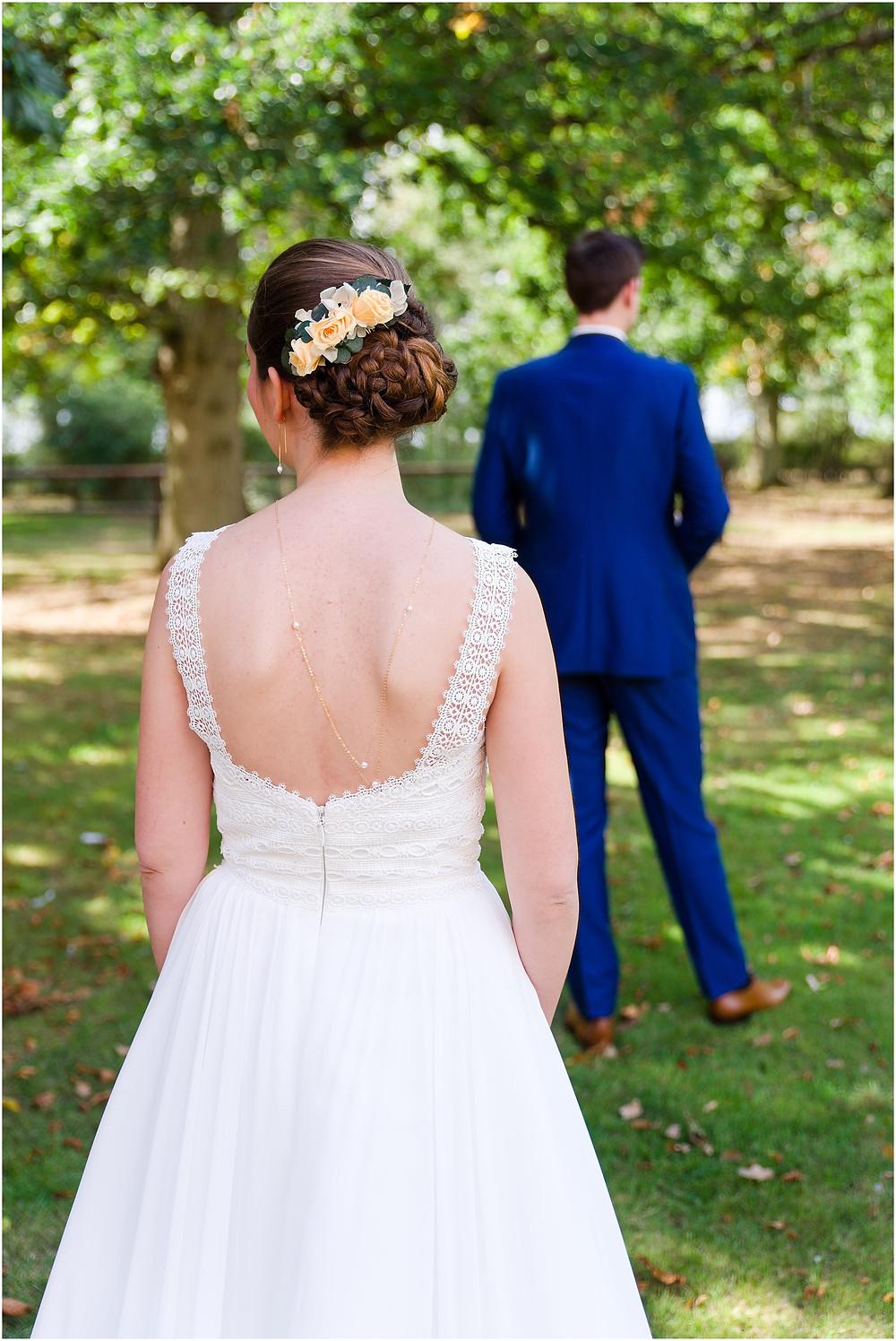 mariage domaine vallée aux pages