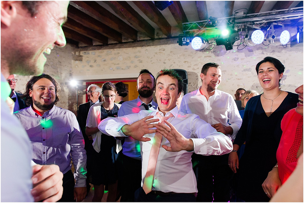 soirée mariage reportage