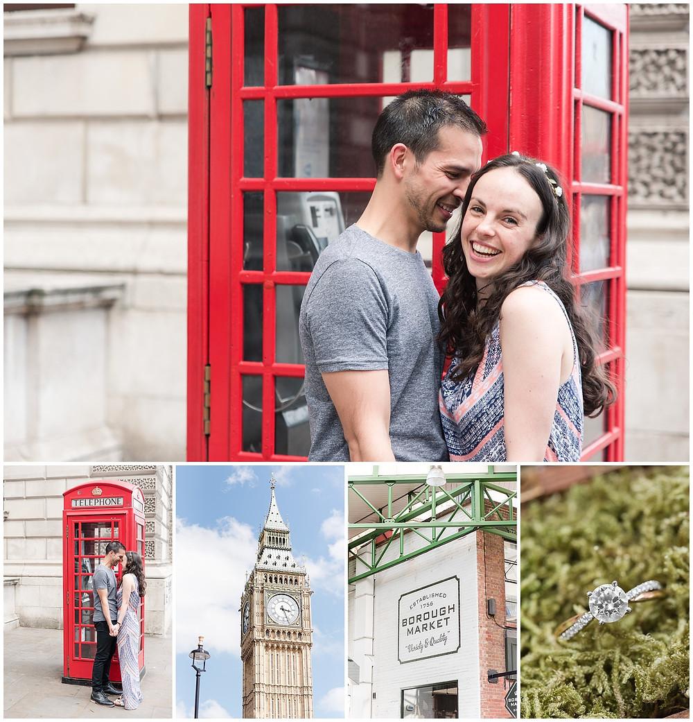 Séance Engagement Londres