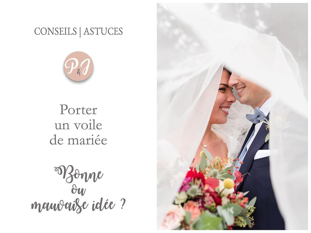 porter un voile de mariée, bonne ou mauvaise idée ?