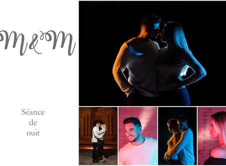 Portraits de nuit | M. & M.
