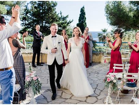 Photographe Mariage Provence - Provence wedding photographer | Saint-Mandrier-sur-Mer | S&J