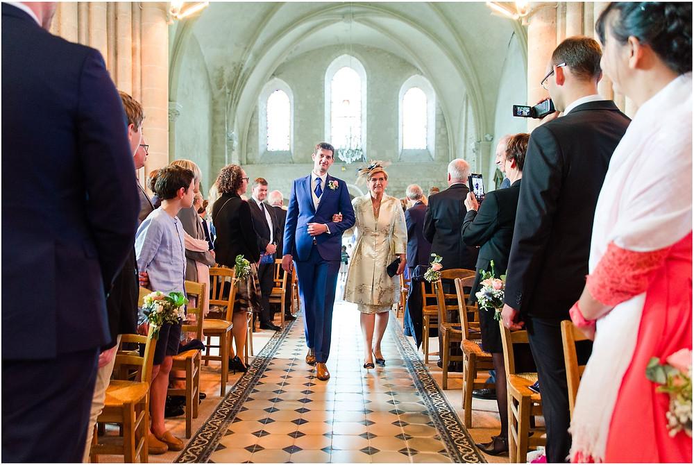 mariage religieux la vallée aux pages