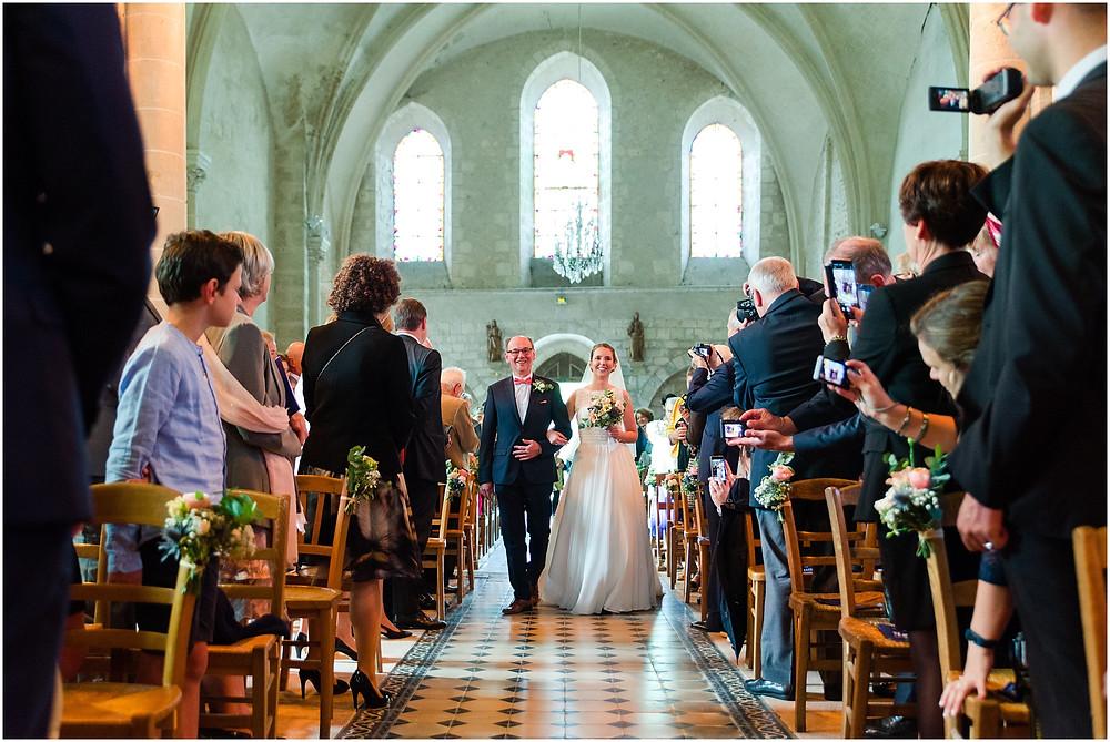 mariage religieuse église yvelines