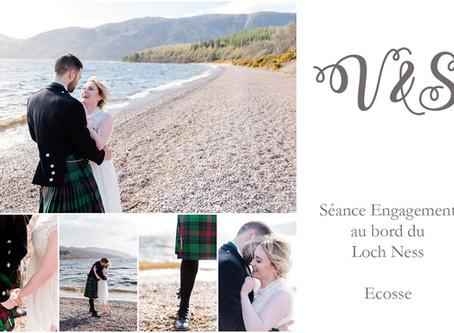 Séance Engagement Ecosse | Loch Ness | V. & S.