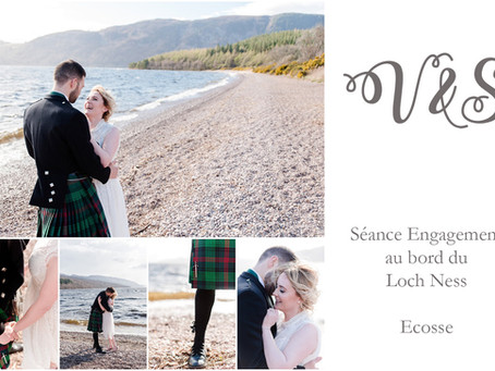 Séance Engagement Ecosse | Loch Ness | V. & S.