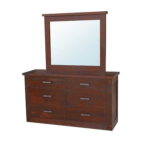 Homestead Dresser /w Mirror