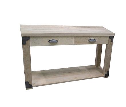 Iron Corner Sofa Table