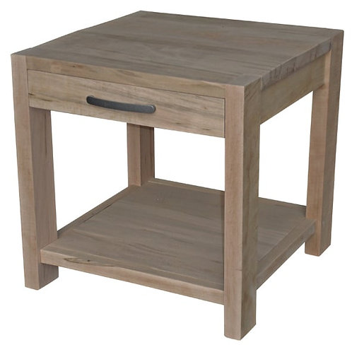 Backwoods End Table