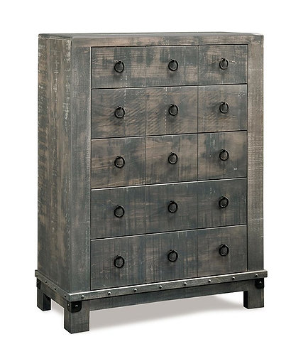 Barrelworks 5 Drawer Chest