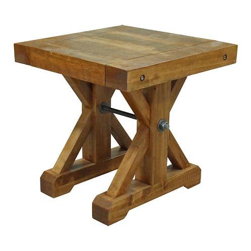 Klondike End Table