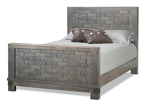 Barrelworks Bed