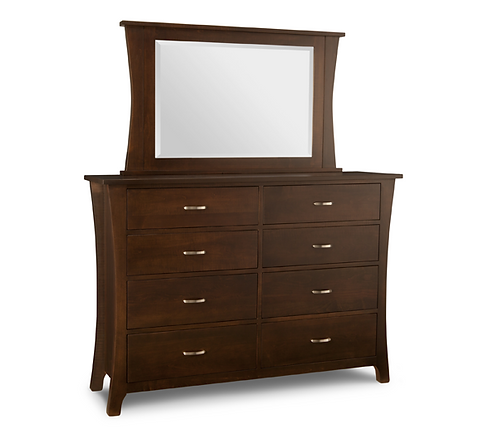 Yorkshire Double Dresser /w Mirror