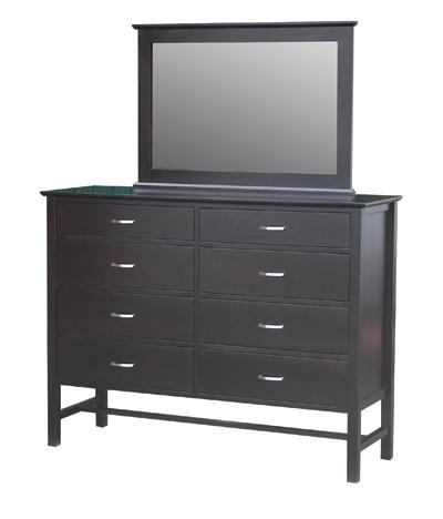 Brooklyn Double Dresser /w Mirror