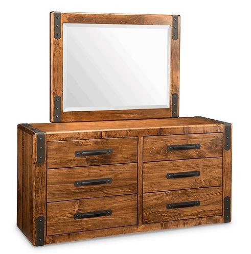 Union Station Dresser /w Mirror