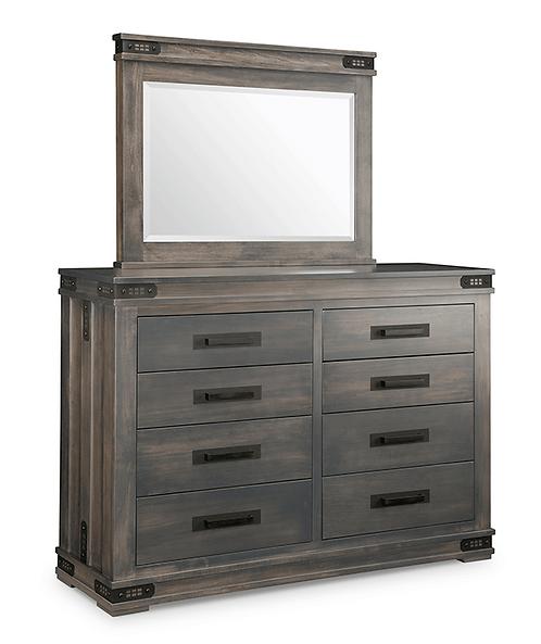 Gastown 8 Drawer Dresser