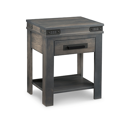 Gastown 1 Drawer Open Night Table