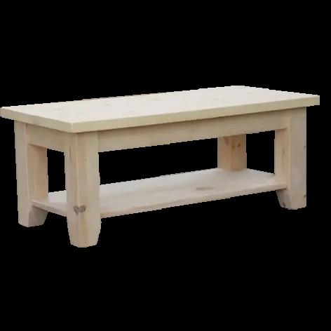 Dakota Coffee Table /w Shelf