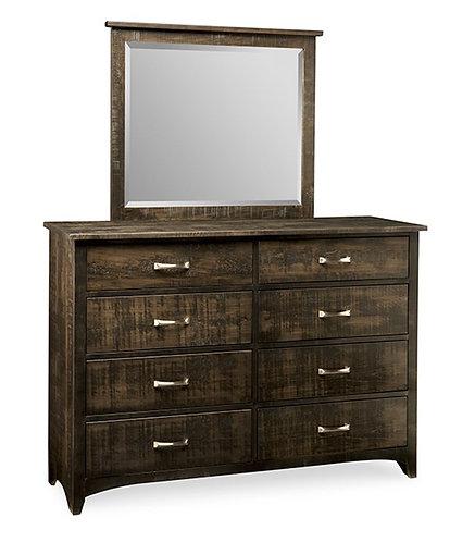 Bancroft 8 Drawer Dresser /w Mirror