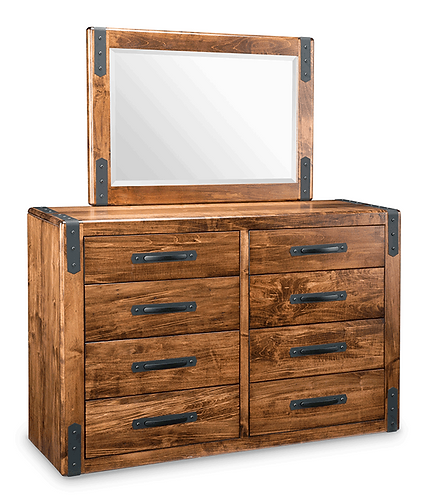 Union Station Double Dresser /w Mirror