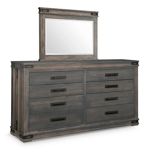 Gastown 8 Drawer Long Dresser