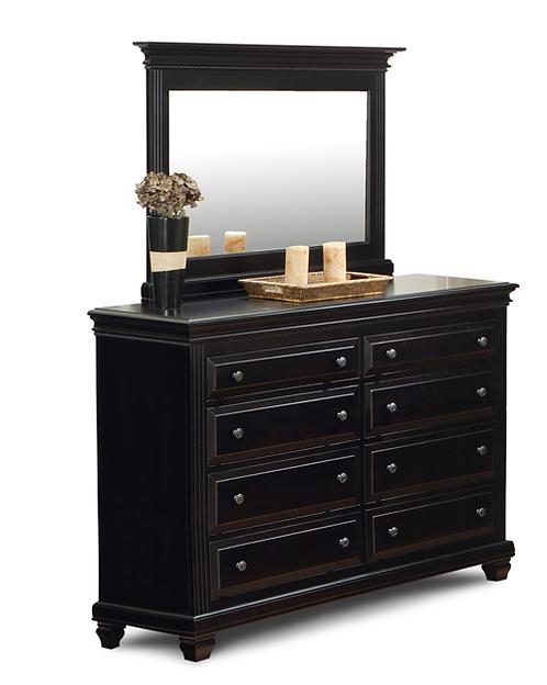 Florentino Double Dresser /w Mirror
