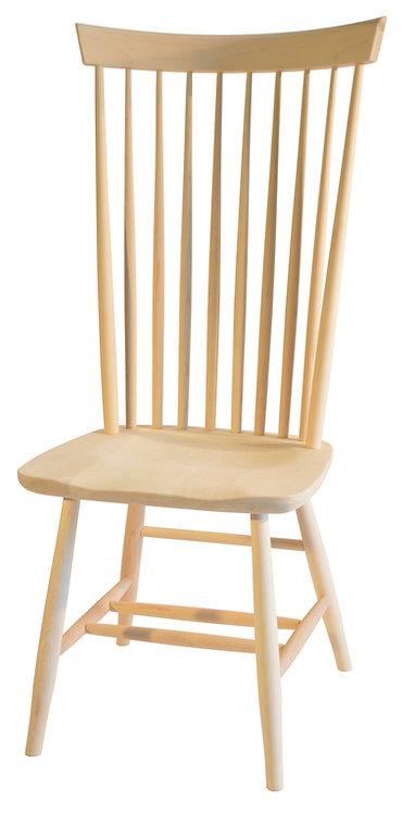 Shaker High Back Chair