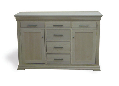 Hampton 6 Drawer 2 Door Server