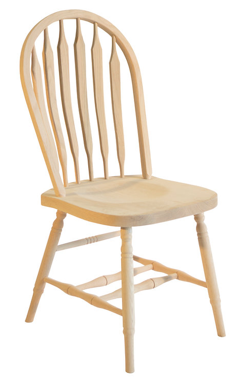 Bent Arrow Hoop Chair